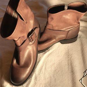 Frye Natalie Short Engineer Boot